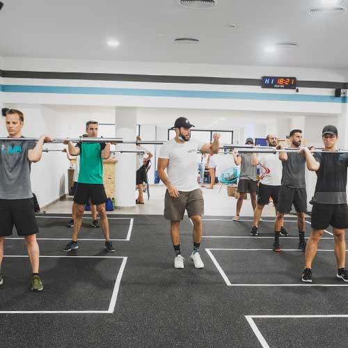 gym versus crossfit